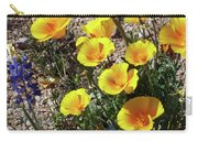 Arizona Wildflowers 2 Carry-all Pouch
