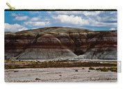 Arizona's Painted Desert #3 Carry-all Pouch