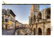 Arles Streets And Arena Carry-all Pouch