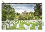 Arlington House Half Mast  Carry-all Pouch