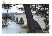 Arlington Memorial Bridge Carry-all Pouch