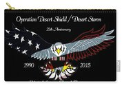 Armed Forces Desert Storm Carry-all Pouch