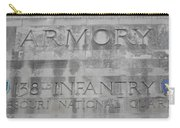 Armory Signage Carry-all Pouch