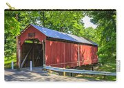 Armstrong/clio Covered Bridge Carry-all Pouch