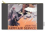 Army Air Service Carry-all Pouch