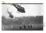 Army Airborne In Vietnam Carry-all Pouch