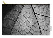 Aroid House Leaf Carry-all Pouch