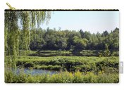 Aroostook River Landscape Carry-all Pouch