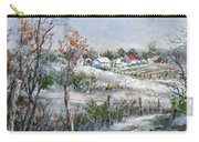 Around The Bend Sold Carry-all Pouch