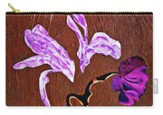 Arrangement In Purple Carry-all Pouch