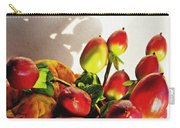 Arrangement On Squash 3 Carry-all Pouch by Sarah Loft