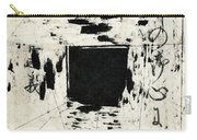 Arrhythmic Number One Carry-all Pouch