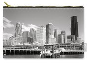 Arriving Downtown Seattle Carry-all Pouch