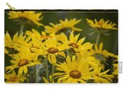 Arrowleaf Balsamroot Bouquet Carry-all Pouch