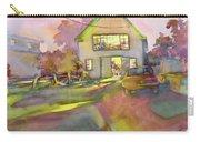 Art Barn, Port Clyde Carry-all Pouch