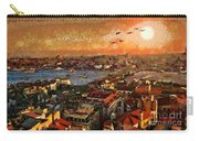Art Beautiful Views Exist Fragmented Carry-all Pouch