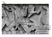 Art Deco 7 Carry-all Pouch