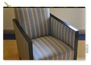 Art Deco Chair Carry-all Pouch