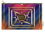 Art Deco Design 2020 C Carry-all Pouch
