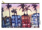 Art Deco Miami Carry-all Pouch