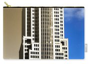 Art Deco Nbc Tower Carry-all Pouch