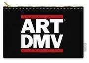 Art Dmv Carry-all Pouch