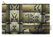 Art From The Klingon Homeworld Carry-all Pouch