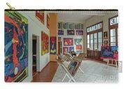 Art Gallery In Havana Carry-all Pouch