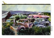 Art In The Orchard Carry-all Pouch