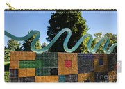 Art In The Park - Louis Armstrong Park - New Orleans Carry-all Pouch
