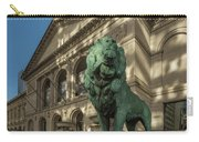 Art Institute Exterior Chicago Carry-all Pouch