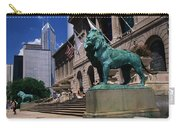 Art Institute Of Chicago Chicago Il Usa Carry-all Pouch