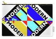 Art Modern Carry-all Pouch