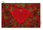 Art Of The Heart 2 Carry-all Pouch