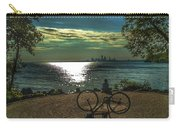Art Of The Morning Sun Carry-all Pouch