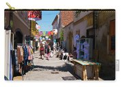 Art Street In Varazdin Carry-all Pouch