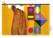 Art Today - London Underground, London Metro - Retro Travel Poster - Vintage Poster Carry-all Pouch