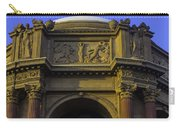 Artful Palace Of Fine Arts Carry-all Pouch