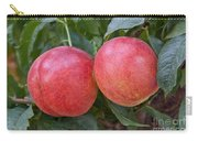 Artic Summer Nectarines Carry-all Pouch