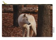 Artic Wolf Carry-all Pouch