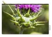 Artichoke Thistle 3 Carry-all Pouch