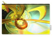 Articulate Design Abstract Carry-all Pouch