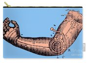 Artificial Arm Designed By Ambroise Carry-all Pouch