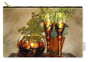 Artisian Glass Carry-all Pouch