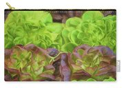 Artisinal Greens Madrid Spain Carry-all Pouch