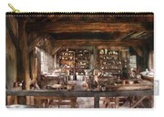 Artist - Potter - The Potters Shop  Carry-all Pouch by Mike Savad