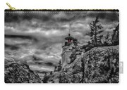 Artistic Bass Harbor Lighthouse In Acadia Carry-all Pouch