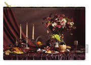 Artistic Food Still Life Carry-all Pouch