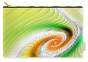 Artistic Spiral Carry-all Pouch