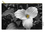 Artistic Trillium Carry-all Pouch